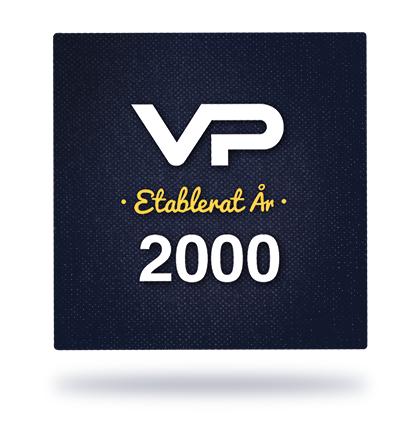 Etablerat år 2000 - med visionen att bli bäst!